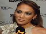 Jennifer Lopez Shines At The Glamour Women Of The Year Awards