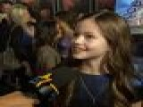Mackenzie Foy Talks Playing Edward & Bella&#8217 S Daughter In &#8216 Breaking Dawn - Part I&#8217