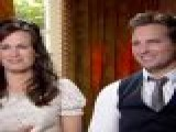 Peter Facinelli & Elizabeth Reaser Talk Filming &#8216 The Twilight Saga: Breaking Dawn - Part I&#8217 Wedding Scene