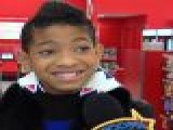 Willow Smith Spreads Holiday Cheer To Needy Families
