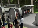 These Tubes Will Be Able To Transport People Hundreds Of Miles In Only Minutes, Just Like The Ones In Futurama. Now,