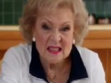 Betty White Teaches Some Friends About The Benefits Of Using Tide Vivid White + Bright Instead Of Bleach In This Spot