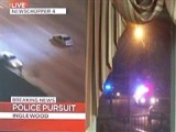 Only In LA Can You Get Up-close Views Of Sweet Police Chases On Television AND Outside Your Window!