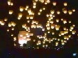 Flying Lanterns In Taipei - Pingshi