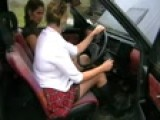 2 Sexy Girls Floods The Engine