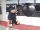 BODYSHOT BAG @ ANDRE&#39 S MMA ACADEMY