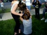 Brittany Nd Paige Fightin