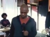 Dave Chapelle & John Mayer Sing Diff&#39 Rent Strokes