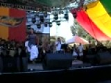 DQ University Drum Ft Wankiya Waci @ Reggae Rising 2009
