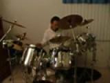 Drummer Drum Solo