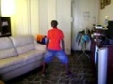 Emmanuel Dancing To: She Gotta Donk