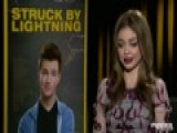 Free Association With The Cast Of Struck By Lightning