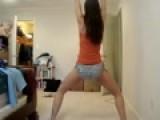 Jasmine Gatewood Booty Dance &#035 3