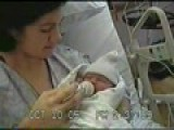 Leah Gets Bottle From Mommy