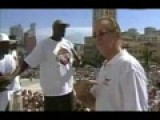 Miami Heat NBA Championship Parade - Coach Pat Riley Dancing