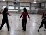 Me Jerrica And Annie Dancing To Soldier Boy
