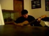 Rusty Diamond Plays The Guitar!