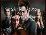 Watch Twilight Movie For Free Online