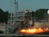 1960's NASA Engine Roars Back To Life