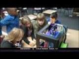 3D Printing: Poplar Bridge Challenges Students In New Ways