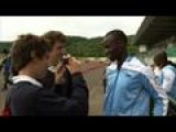 Botswana Track Star Ready For London Olympics