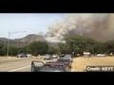 Top News Headlines: California Wildfire Burns 1,000 Acres