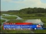 Asteroid Leaves Its Mark On Jacksonville