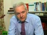 Assange: Obama Exploiting Arab Spring