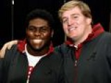 Alabama, Notre Dame Players Meet The Media