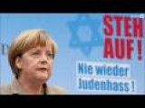 At A Landmark Berlin Rally, Merkel Vows To Fight Anti-Semitism