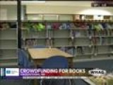 A Local Teacher Crowdfunds For Books