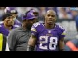 Adrian Peterson -- Facing The Judge ... Over Child Abuse Charges