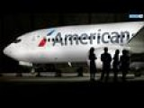 Airplane Makes Emergency Landing After Wall Panels Crack Open