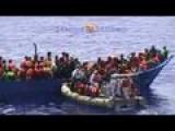 Around 3,000 Migrants Rescued In The Mediterranean Sea