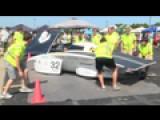 American Solar Car Challenge Stops At Wilson's Creek