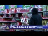 Are You Safe While Holiday Shopping?