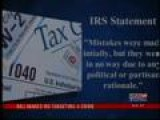 Bill Makes IRS Targeting A Crime