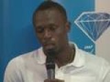 Bolt: 'I Know I Am Clean'