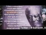 Billboard Mistakes Morgan Freeman For Nelson Mandela
