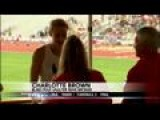 Blind Pole Vaulter Earns Medal At State Track Meet