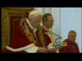 Catholics Respond To Pope Benedict's Resignation