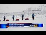 Colorado Springs Wounded Veteran Reaches South Pole