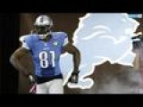 Calvin Johnson Expected Back For Lions