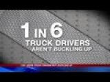 CDC: Crashes Are Leading Cause Of Death For Truck Drivers