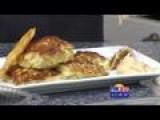 Chef J Eff Make Zucchini Fritters