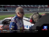 Clay Campbell Honored By Nascar In Las Vegas