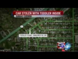 Car Stolen With Two Toddlers Inside