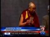 Dalai Lama Speaks To Crowd In Louisville