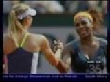 Dueling Tennis Divas