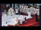Despite Popular Pope, A Drop In Latin American Catholics